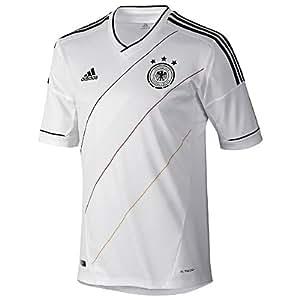 Deutschland Germany Euro 2012 blank (size M) home soccer jersey Fußball hemd trikot football shirt camiseta maillot