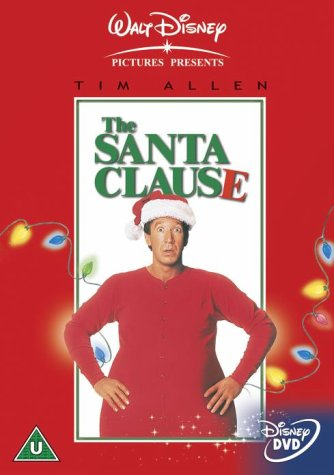 41S9SSV19GL - The Santa Clause [UK Import]