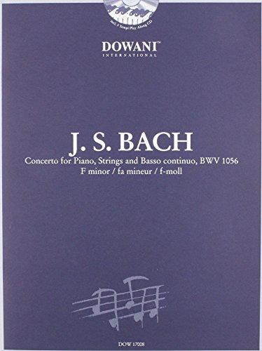 Concerto for Piano, Strings, Basso Cont....