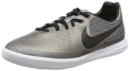 Nike MagistaX Finale IC - Schwarz/Silber