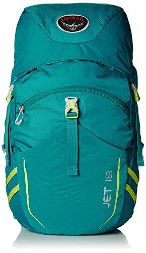 Osprey Jet 18 bagpack Children turquoise 2015 satchel