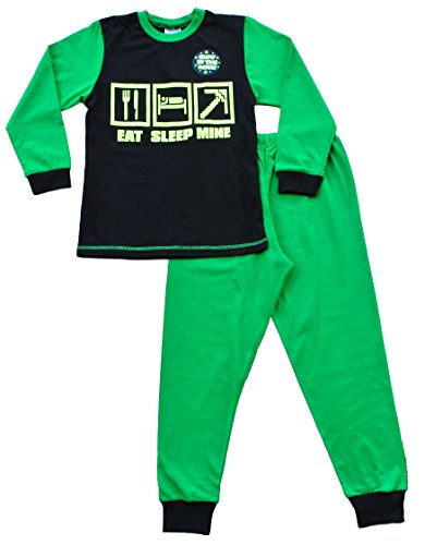 glow-in-the-dark-eat-sleep-mine-gamer-pyjamas-boys-pyjamas-sizes-7-12-years-11-12-years