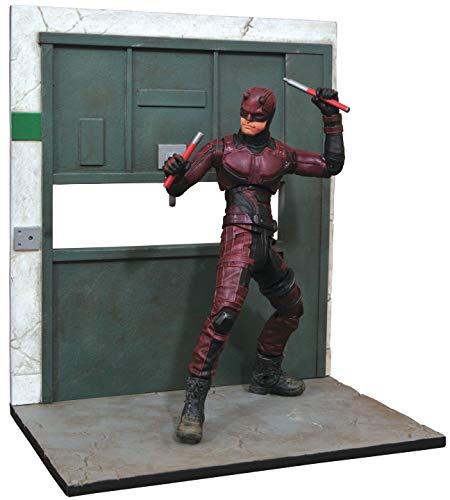 Kostüm Dare Devil Für Erwachsenen - Marvel Daredevil-Actionfigur Comics, aus der Netflix-Serie, MAY172531