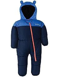 Dare2b Boys Bugaloo II Baby Insulated Ski Snowsuit Navy