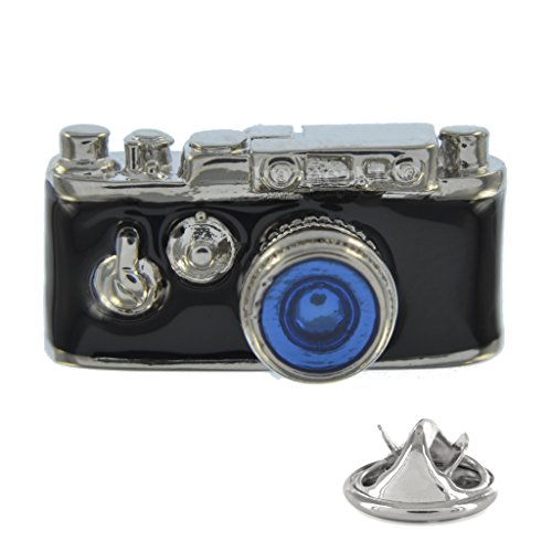 Metall-Pin Anstecknadel, handbemalte SLR Kamera