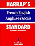 French Standard Dict Vol 1 Hb: French-English, A-I v. 1 (Harrap)