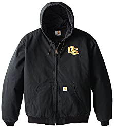 NCAA Oregon State Beavers Men's Ripstop Active Jacket, XX-Large Tall