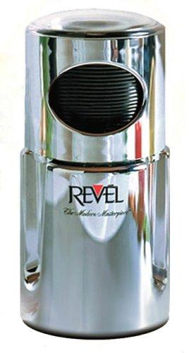 41S9WFQXWYL - Revel CCM104CH Wet N Dry Grinder