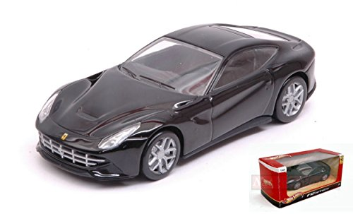 HOT WHEELS HWBCJ80 FERRARI F12 BERLINETTA BLACK 1:43 MODELLINO DIE CAST MODEL