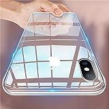 Mikowoo iPhone 5/5S/5C/SE schutzhülle transparent dünn hülle silikon Ultra Dünn Weiche Premium Soft TPU Schutzhülle Case - Schutz vor Kratzer Staub