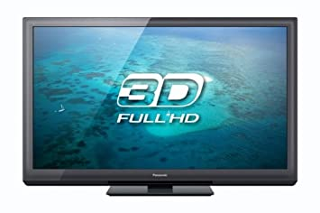panasonic plasma tv 50 inch. panasonic smart viera tx-p50st30b 50-inch full hd 1080p 3d 600hz internet-ready plasma tv with freeview (discontinued by manufacturer): amazon.co.uk: tv 50 inch