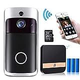 Best Video Doorbells - Wi-Fi Video Doorbell, 720P HD Smart Doorbell Review