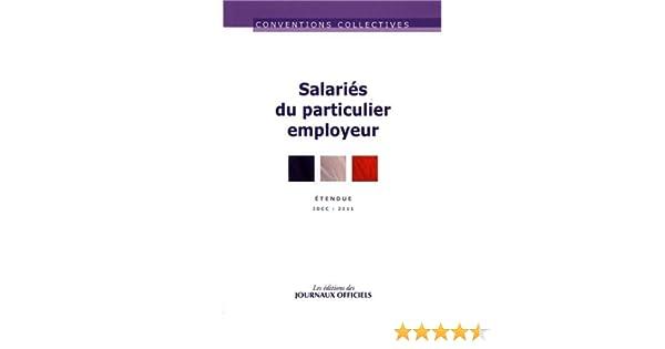 Amazon Fr Salaries Du Particulier Employeur Convention