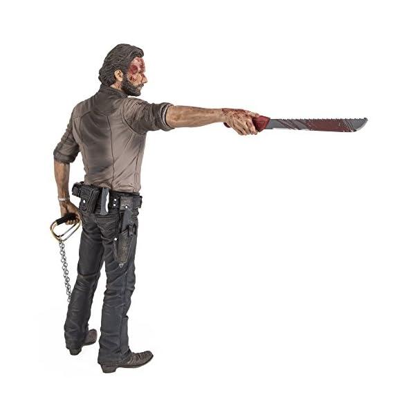 Action Figur The Walking Dead TV Rick Grimes Vigilante 25 cm [Importación Alemana] 3