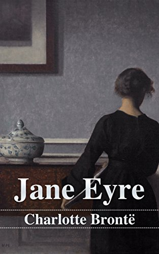 Jane Eyre: Complete and Unabridged (Illustrated with Audiobook Link)