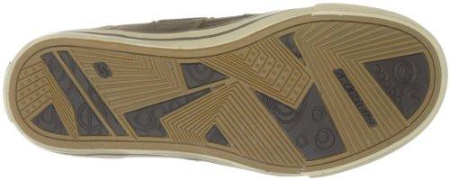 Skechers PlanfixCreons 62150 Herren Sneaker Braun (Cdb)