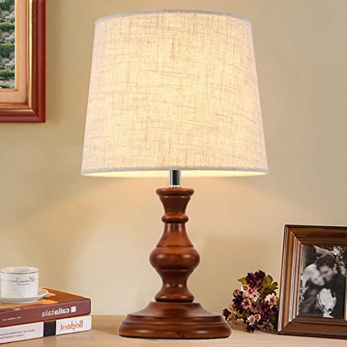 Seven stars Beistelltisch Tischlampe Tuch - T4128 Amerikanische Einfache Moderne Mahagoni Wohnzimmer Schlafzimmer Kreative Persönlichkeit Mode Arbeitszimmer Lampe -