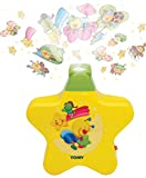 CM SALES Little Abgel Baby Sleep Star Projector With Star Light Characters Show