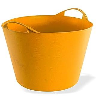 Artplast Multikorb Eimer flexibel 42 L, orange