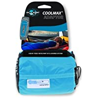 Sea to Summit Unisex Coolmax Adaptor Sleeping Bag Liner