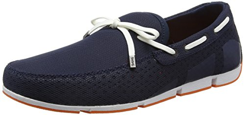 Swims - Breeze, Mocassini Uomo Mehrfarbig (Navy 002)
