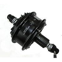 GZFTM 32 Orificio 250 W 24 V Motor eléctrico hub Motor eléctrico Kit de conversión eléctrica