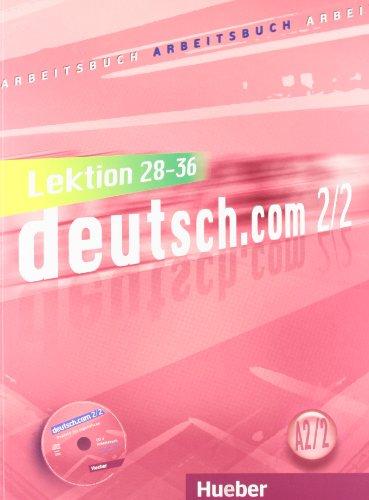 Deutschcom a22 arbeitsb(ejerc)