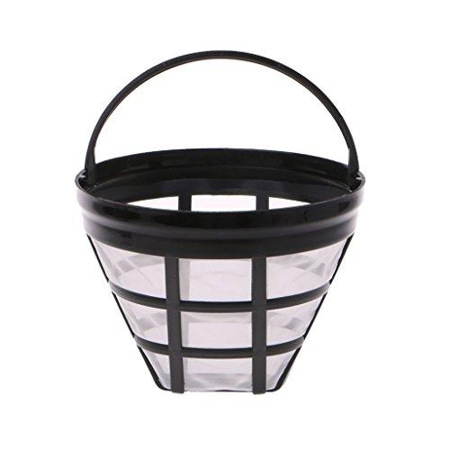 baiyao Kaffee Filter waschbar und wiederverwendbar Kaffee Filter, Made mit chirurgischer Edelstahl...