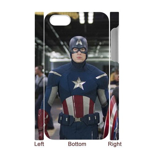 LP-LG Phone Case Of Avengers Marvel For Iphone 5C [Pattern-6] Pattern-3