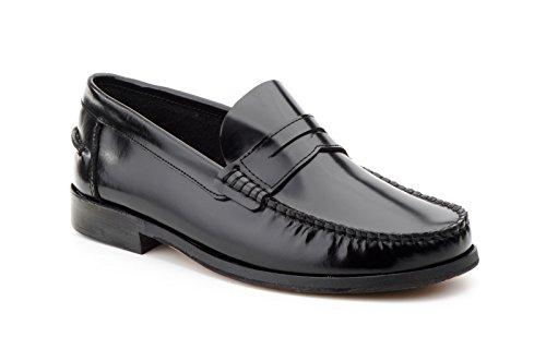 Urban Jungles Men's Loafer Flats black Size: 12 UK