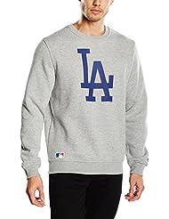 New Era - New Era MLB Crew Sweat LA Dodgers - Sweat-shirt