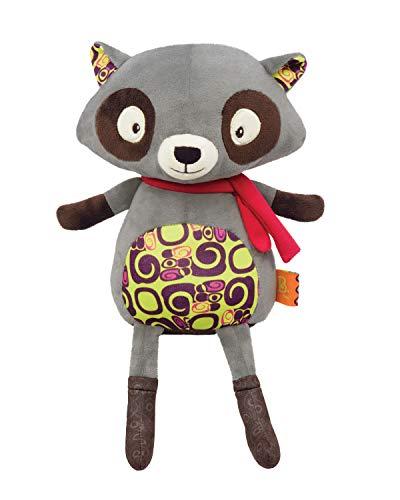 Battat bx1514z B. Talk Back Raccoon