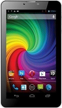 Micromax Funbook Mini P410i Tablet - White