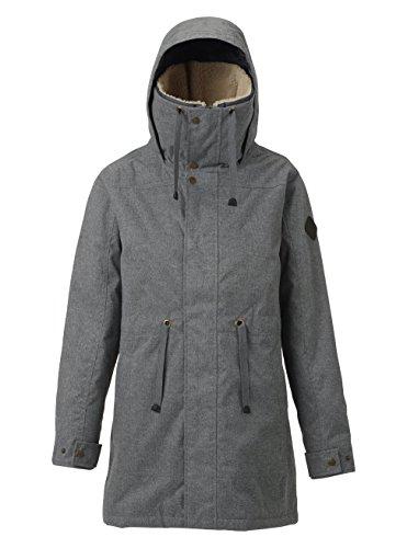 Burton Damen Hazelton Jacket Jacke, Shade Heather, M