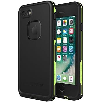 Lifeproof Fre Coque Étanche et anti-choc pour iPhone 7 / 8 Noir: Amazon.fr: High-tech