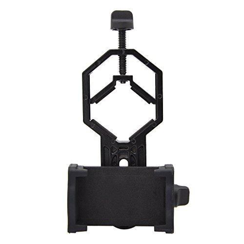 Handy Adapter Mount, Spektiv Handy Adapter für Zielfernrohr, Kamera, Digiskopie Fernglas, Teleskop, Mikroskop, Monokular (Polaris Utv Teile)