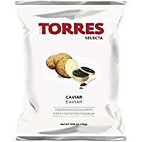 Torres Caviar Crisps de Patata, 110g