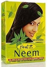 Hesh - Hojas de neem en polvo - 50 g