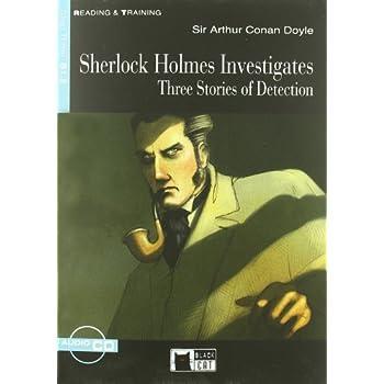 Sherlock Holmes Investigates. : Three Stories of Detection. Step Three B1.2
