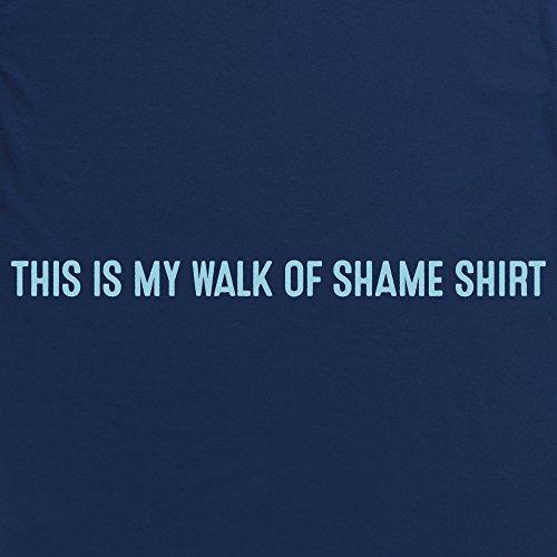 Walk Of Shame Guys T-Shirt, Herren Dunkelblau
