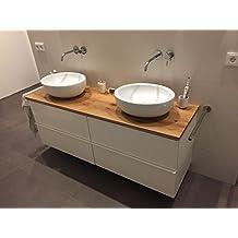 Suchergebnis auf Amazon.de für: waschtischunterschrank holz