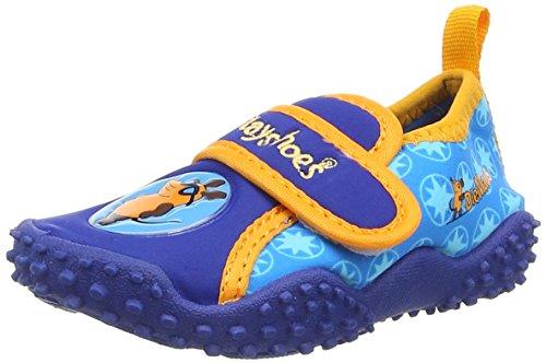 Playshoes DIE MAUS UV-Schutz Badeschuhe DIE MAUS 174701, Jungen Aqua Schuhe, Blau (original 900), 28/29 EU