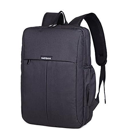 Garybank Waterproof Laptop Backpack 15.6 For Women Men Both Top
