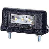 Kennzeichenleuchte Nummernschildbeleuchtung Nummernschildleuchte 6 bis 24 Volt