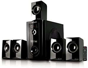 Mitashi HT 106BT 5.1 Channel Home Theatre System with Bluetooth (Black)