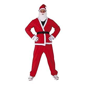 Rubies Disfraz de Papá Noel Clásico para Hombre