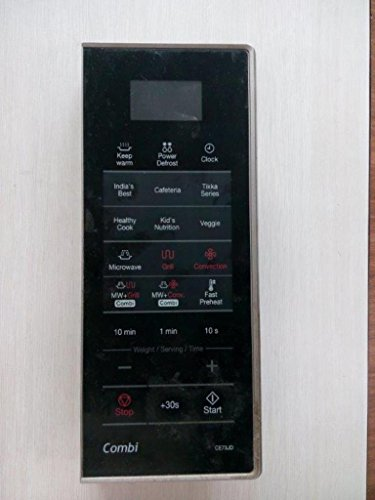 Microwave Oven Membrane Keypad ABLE Model No : CE73JD
