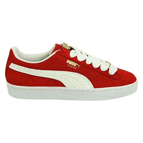 Puma Herren Schuhe/Sneaker Bboy Fabulous Suede Classic Rot 42.5