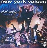 Songtexte von New York Voices - What's Inside