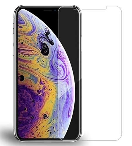 Beetop 2 X Schutzfolie Kompatibel Mit iPhone XS Max Panzerglas, 3D Gehärtetem Glass 9H Härtegrad [Anti-Kratzen] [Einfaches Anbringen] Glas Folie Panzerfolie